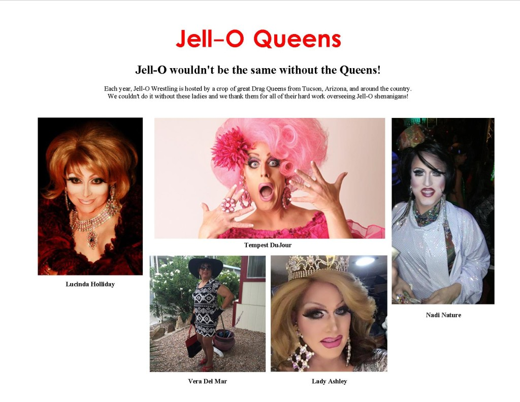 Jell-O Queens